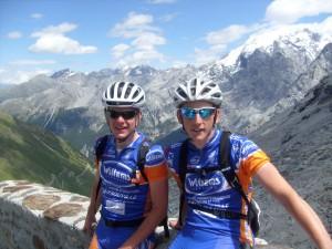 Traversée des Alpes 2008