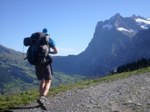Trekking - Via Alpina 2008 046